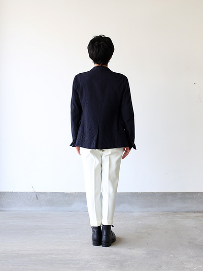 Old tailored jacket Ⅱ / New tapered pants 3