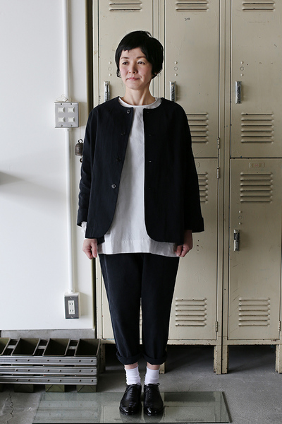 New balloon jacket~cotton 2