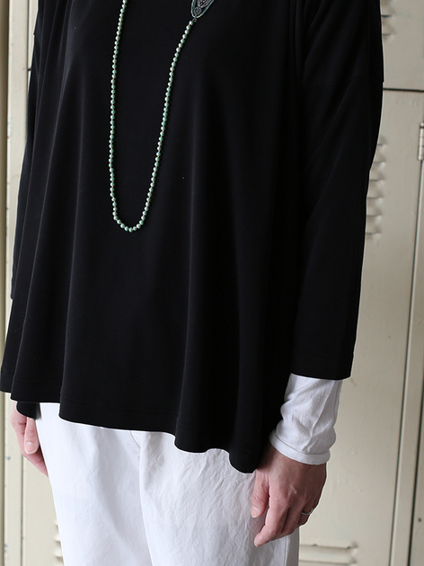 Tent line blouse tee 2