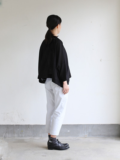 Big slip on blouse short~cotton 3