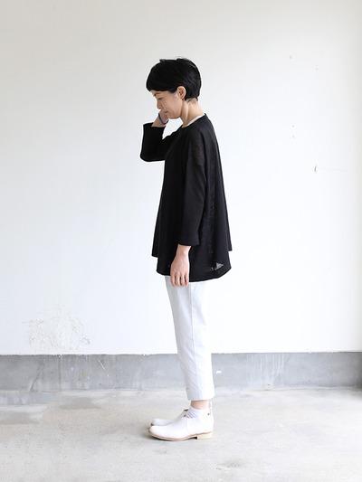 Tent line sweater~linen 3