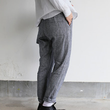 Uncle climbing pants~linen silk