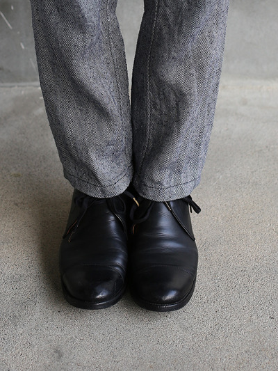 Uncle climbing pants~linen silk 5