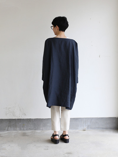 Dolman tunic~hemp 4
