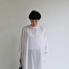 Big slip on tunic~cotton