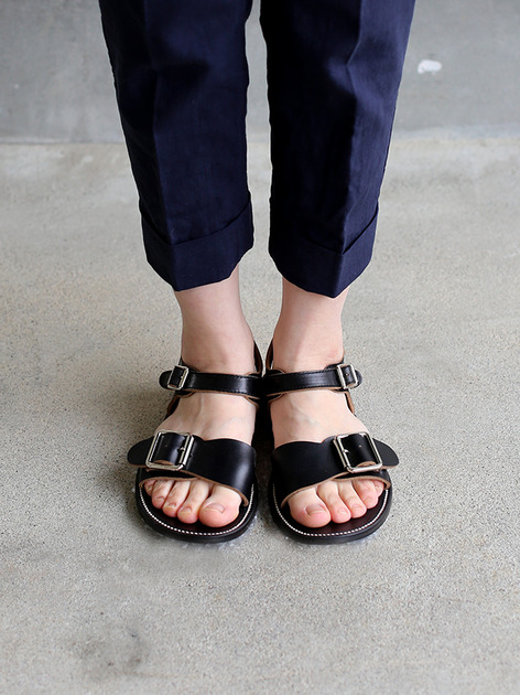 Big buckles sandal 2