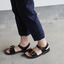 Big buckles sandal 3