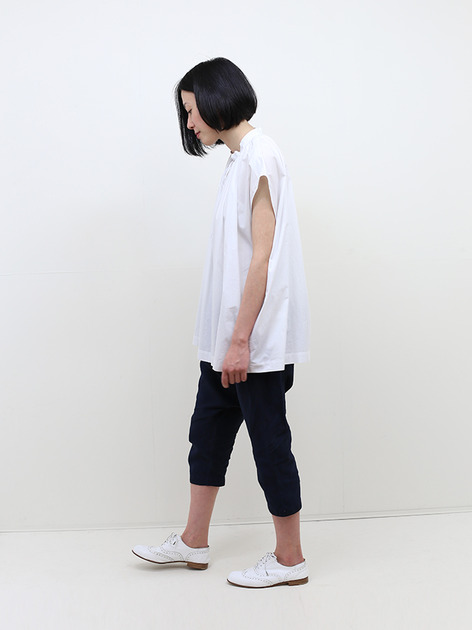 Draw string sarrouel pants~linen 3