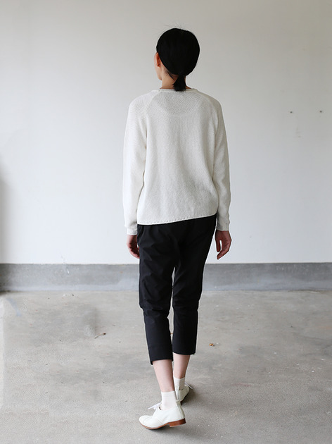 Easy tapered pants~cotton 3