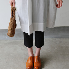 Easy tapered pants~linen