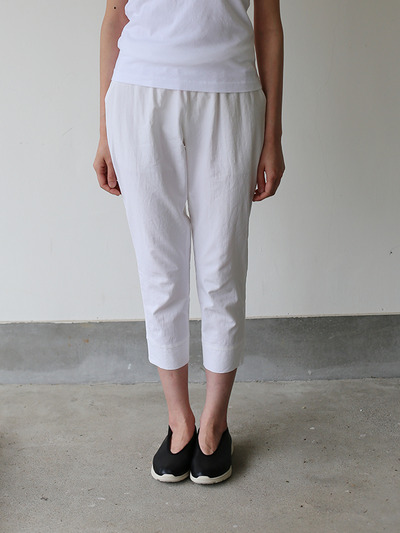 Easy tapered pants~linen 1