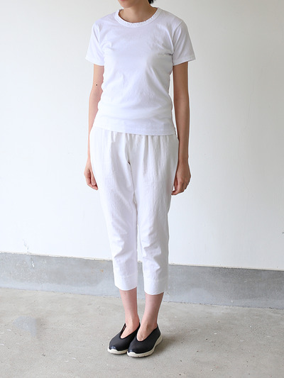Easy tapered pants~linen 2