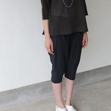 Ethnic pants~cotton