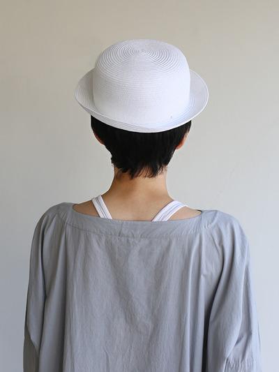 Boat neck long dress~cotton 5