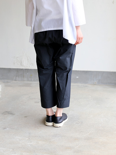 Easy cropped pants~cotton 1