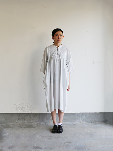 Big sleeve dress~cotton 2