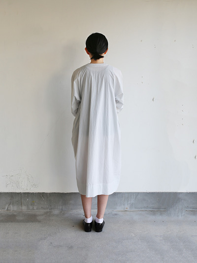 Big sleeve dress~cotton 4