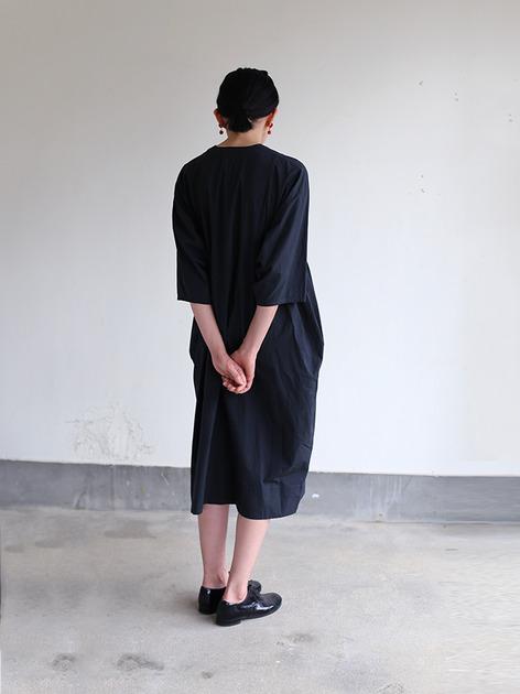 Big sleeve dress~cotton 2