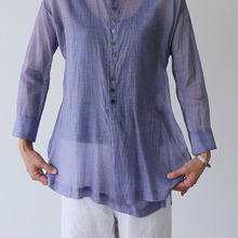 Indian Military blouse~silk cotton