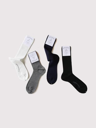 Rib socks 2