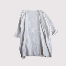 Dolman tunic~cottonlinen