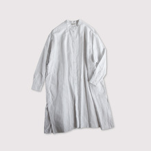 Front open long shirt~cottonlinen