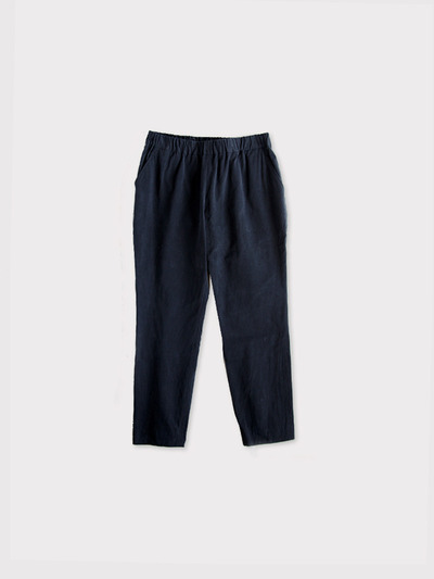 Simple easy tapered pants~cotton 1