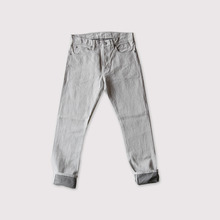 SP narrow 5pocket pants