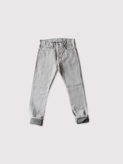 SP narrow 5pocket pants 1