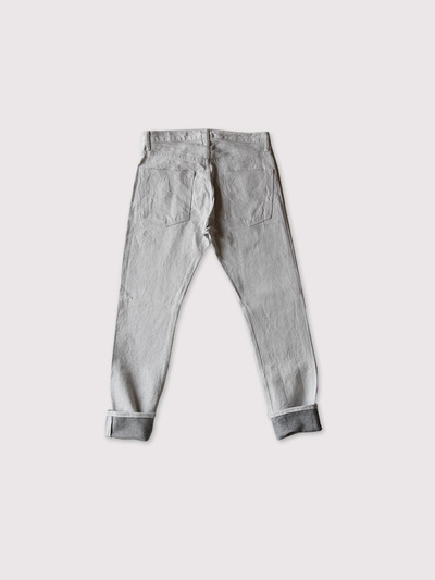 SP narrow 5pocket pants 2