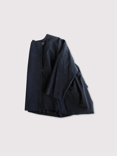 Side tuck tentline jacket~cotton 1