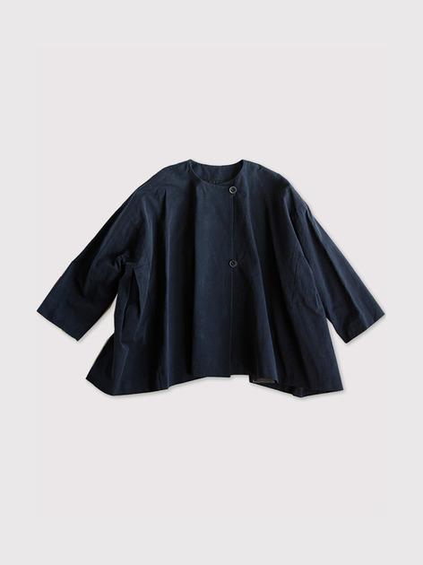 Side tuck tentline jacket~cotton 2