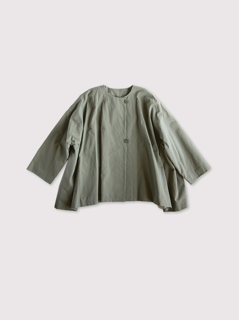 Side tuck tentline jacket~cotton 2