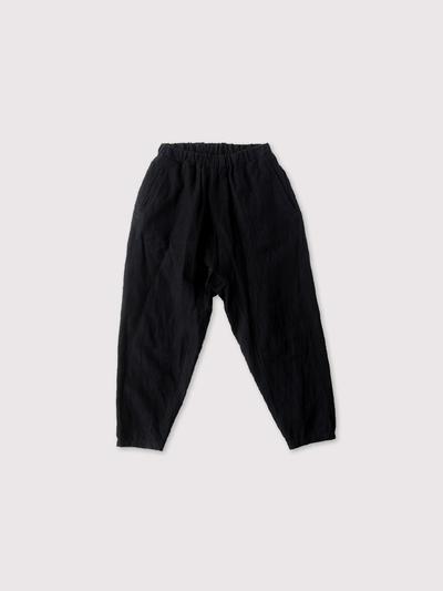Ethnic pants long~cotton linen 1