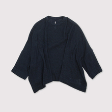 Big slip on blouse~ai wool linen