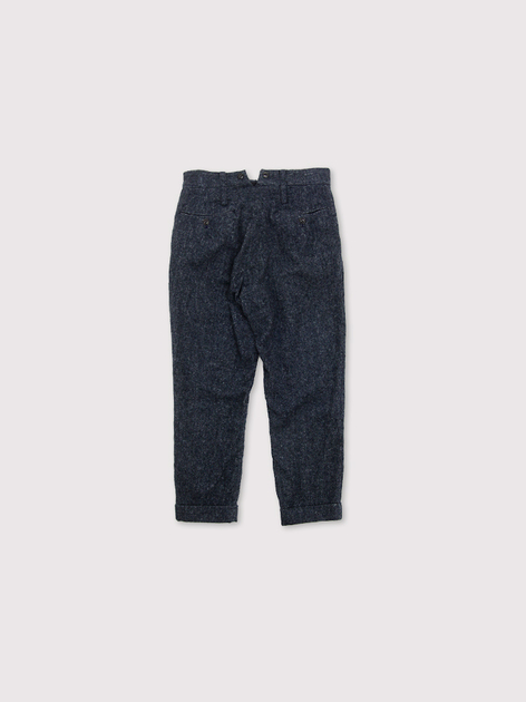 Men's tapered pants~wool cotton 2