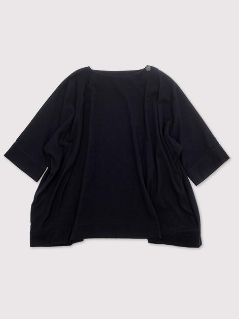 Poncho tunic short~wool 2