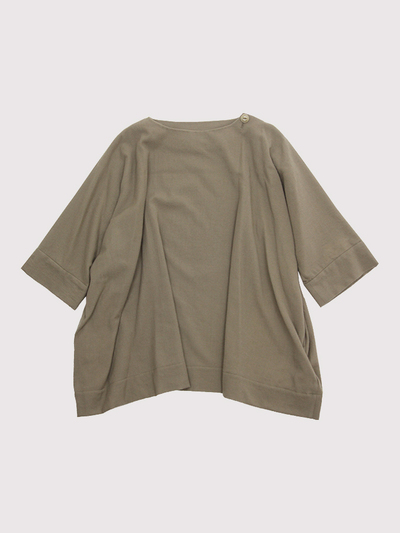 Poncho tunic short~wool 2
