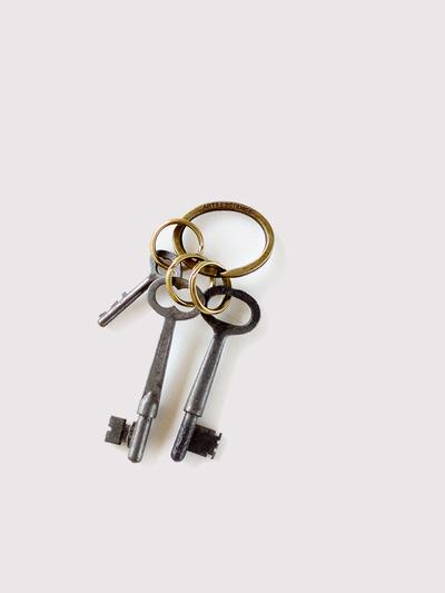 Key ring set~iron 2