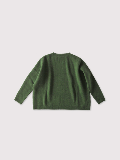 Big sweater long sleeve~wool cashmere 1