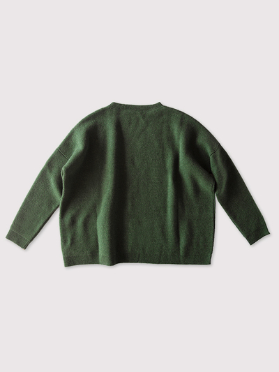 Big sweater long sleeve~wool cashmere 2