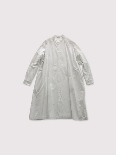 Front open long shirt~cotton 1