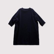 Shoulder button dress~wool