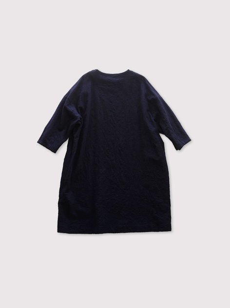 Shoulder button dress~wool 2