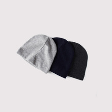 Simple cap~cashmere