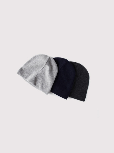 Simple cap~cashmere 1