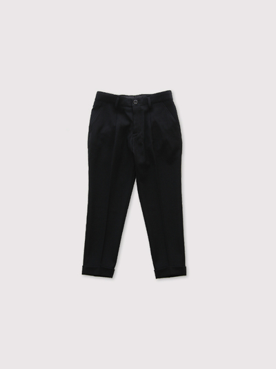 Tapered pants~wool 1