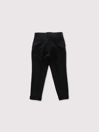 Tapered pants~wool 2