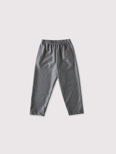 Easy pants~wool 1