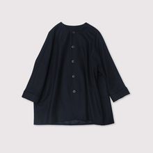 New middle balloon jacket~wool